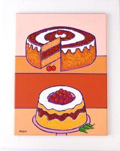 Pop Art Series Cheesecake