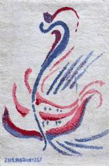 Purlple Haze 1957 Tapestry- Area Rug