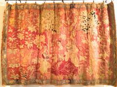 19th Century Romantic scene Tapestry