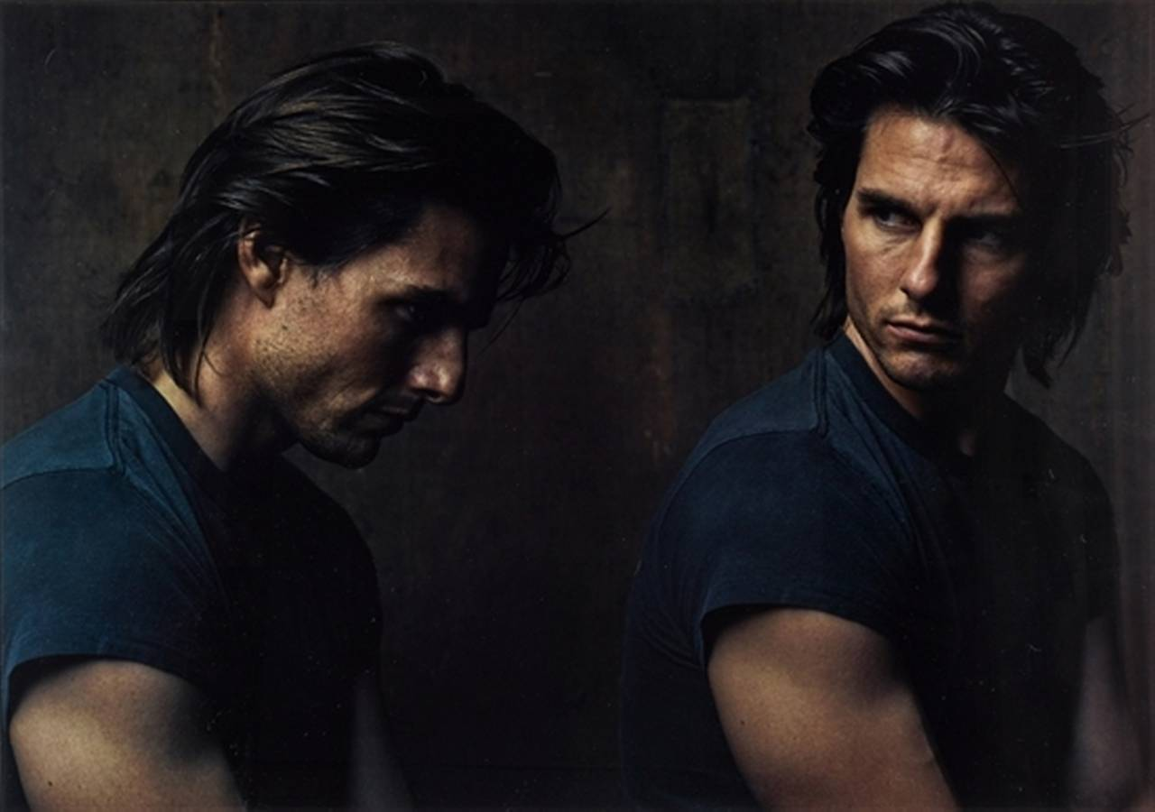 Annie Leibovitz - Tom Cruise, Photograph: For Sale at 1stdibs
