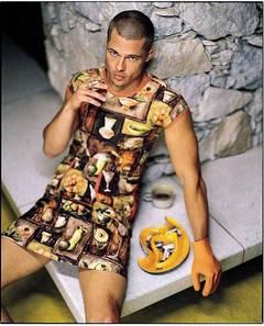 Brad Pitt 2, Los Angeles