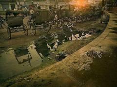 Street Scene Varanasi