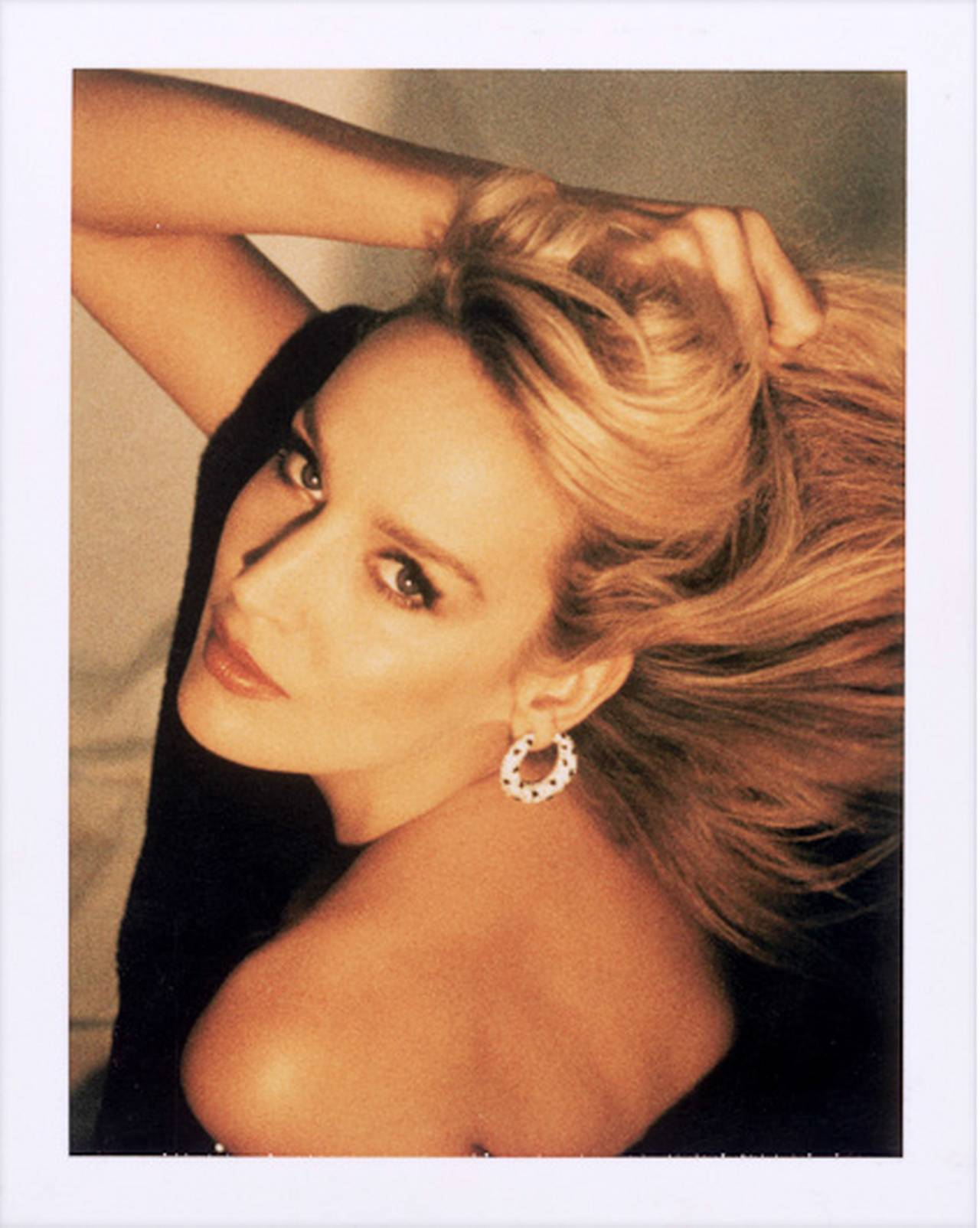 Bruno Bisang Color Photograph - Jerry Hall for Cartier II, Zurich