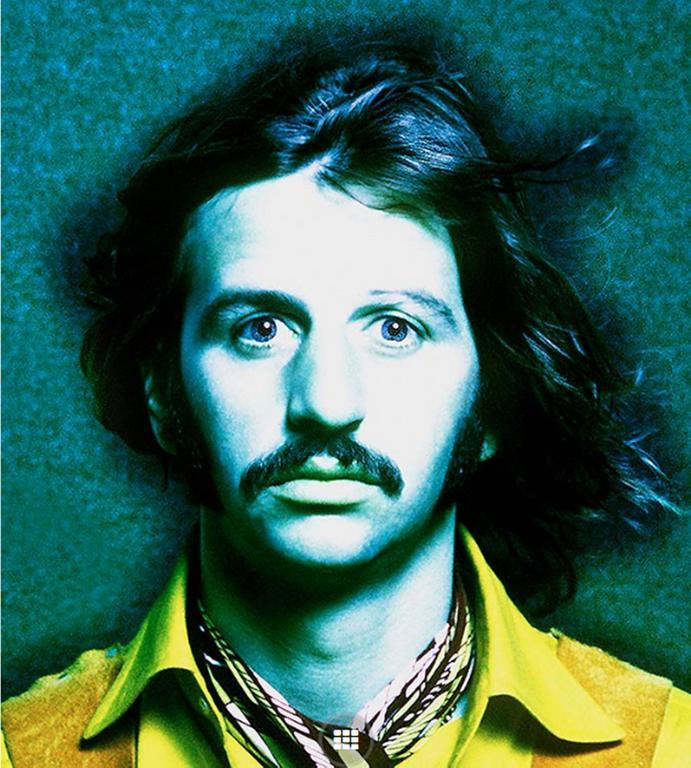 Douglas Kirkland Color Photograph - Ringo Starr