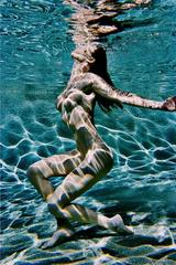 Carre Otis underwater