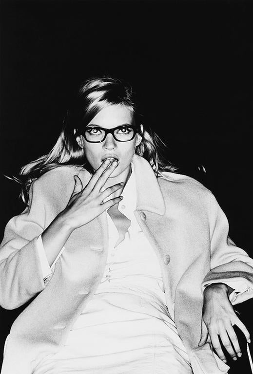 Ellen von Unwerth - Kate Moss Cinema 1