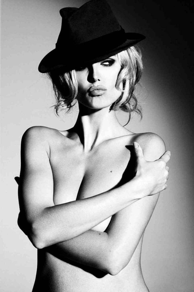 Rankin - Heidi Klum with Hat 1