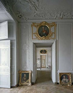 Robert Polidori - Appartements des enfants de Louis XV, Grand Cabinet de Madame Victoire