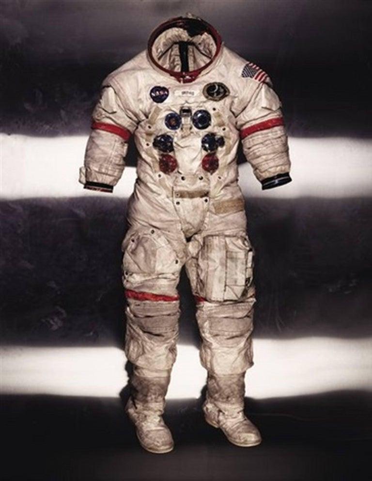 Albert Watson Color Photograph - Alan Shepards Lunar Suit