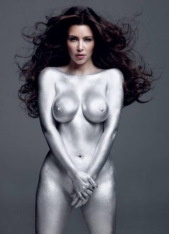 Kim Kardashian Silver II