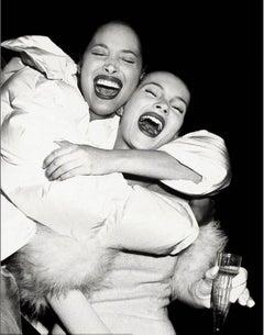 Christy Turlington and Kate Moss