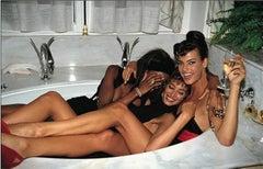 Naomi Campbell, Linda Evangelista and Christy Turlington