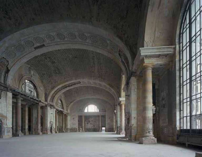 Concourse, Michigan Central Station, Detroit, Michigan