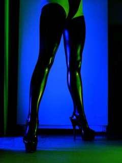 Breaunna Legs, Budget Suites, Las Vegas