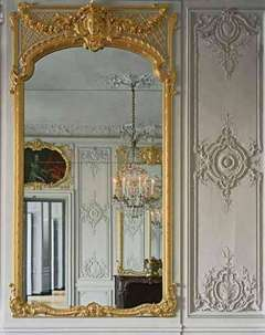 Appartements des enfants de Louis XV