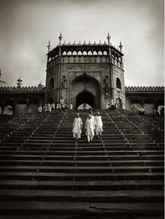 Entrance Gate of Jama Masjid Dehli