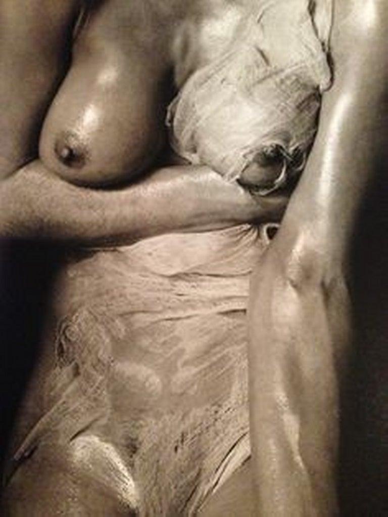 Albert Watson Nude Photograph - Rachel Williams