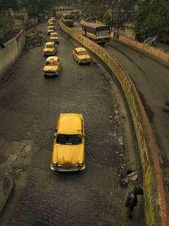 Nine Taxis