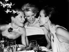 Nan Kempner, Fran Stark and Jaqueline de Ribes, NYC