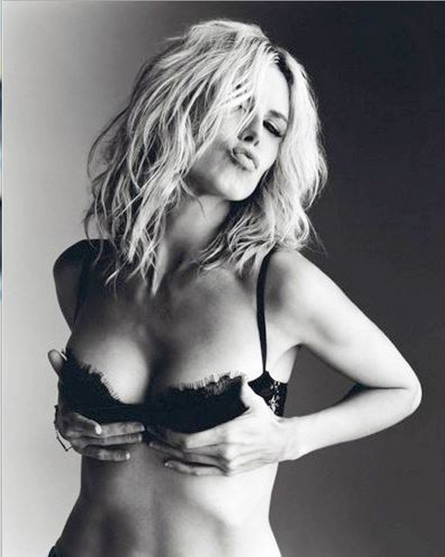 Rankin Black and White Photograph - Heidi Klum