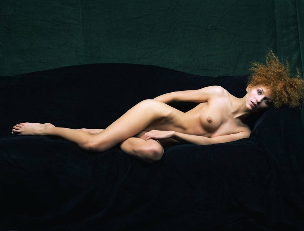 Anonymous Nude