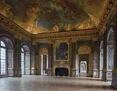 Salon d'Hercule, Chateau de Versailles, Paris/France