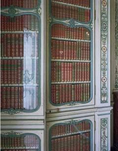Bibliothèque du Dauphin, Chateau de Versailles