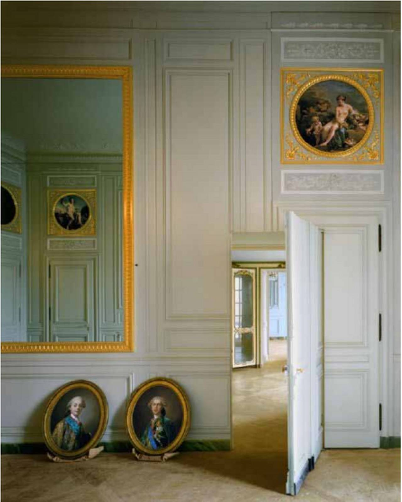 Robert Polidori, <i>Cabinet intérieur de Madame Adélaïde, Château de Versailles</i>, 1986, offered by Preiss Fine Arts Photographers Limited Editions