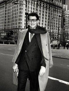 Yves Saint Laurent in NY