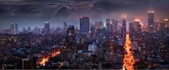 Blazing City