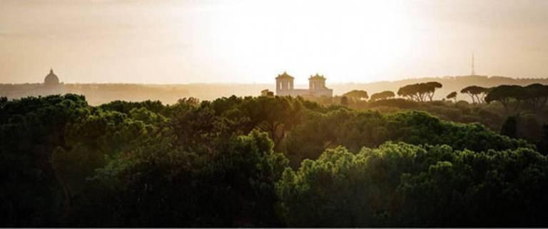 David Drebin Landscape Photograph - Caesar's Empire