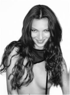 Cheeky Kate (Kate Moss)