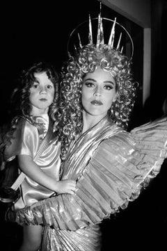 Sharon Stone, Mugler Party