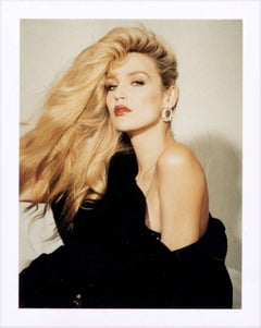 Jerry Hall for Cartier, Zurich