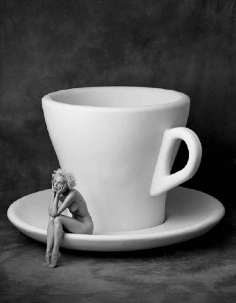 Albert Watson Nude Photograph - Carmen with a Cup