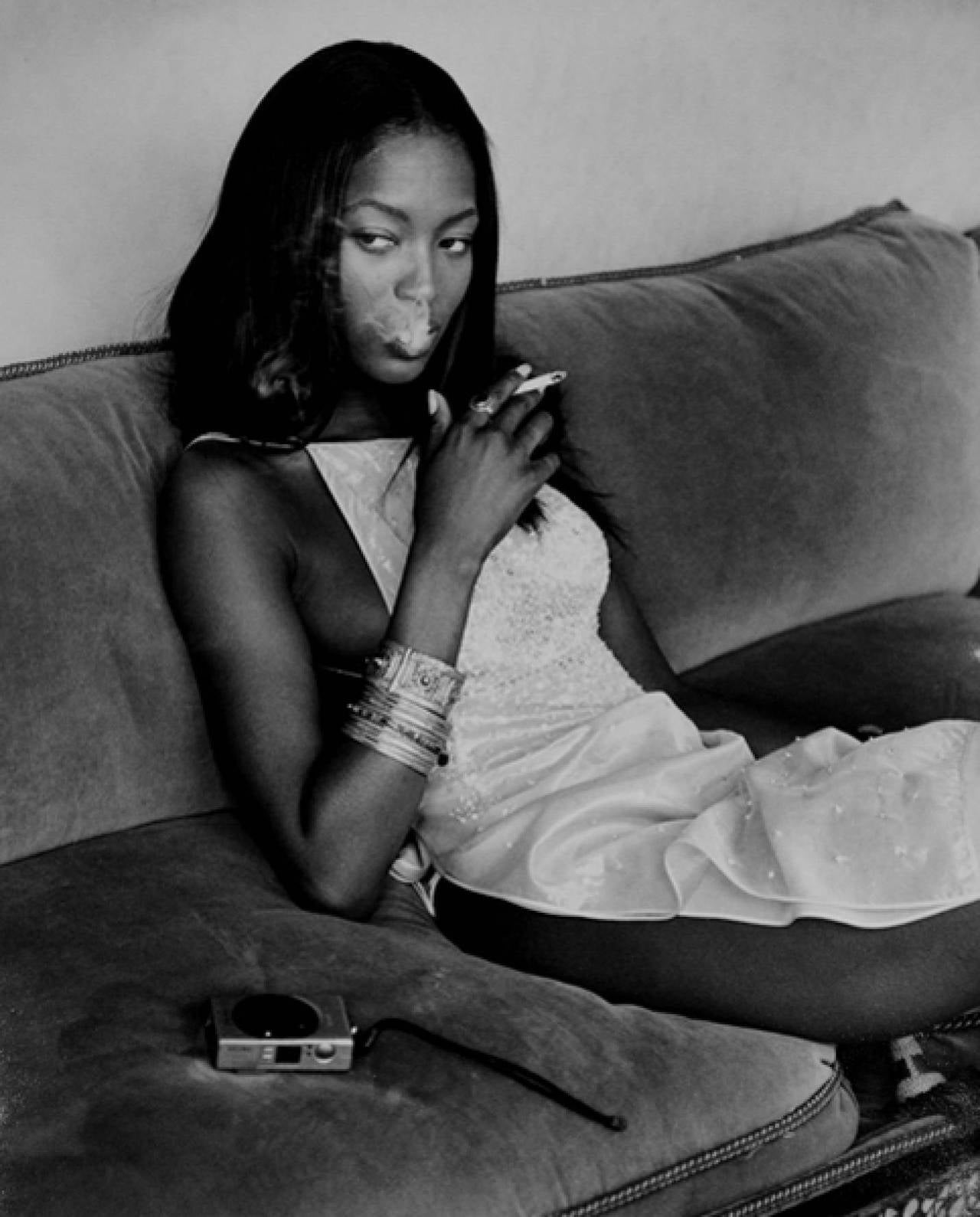 Albert Watson - Naomi Campbell 1