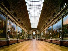 Gallery of Battles, Chateau de Versailles, Paris/France