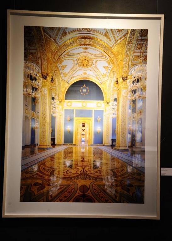 St. Andrew's Room, Kremlin - Photograph by Robert Polidori