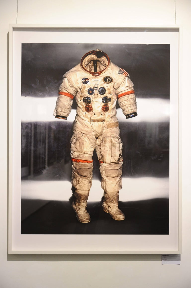 Alan Shepards Lunar Suit 2