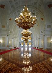 St. George's Room, Kremlin, Moscow, Russia