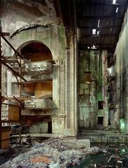 Teatro Capitolo, Later Campo Amor, Industria 411, Havana