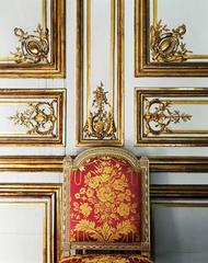 Salon des jeux de Louis XVI, Corps Central - R.d.C., Chateau de Versailles