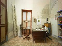 Office, Havana, Cuba, 2014
