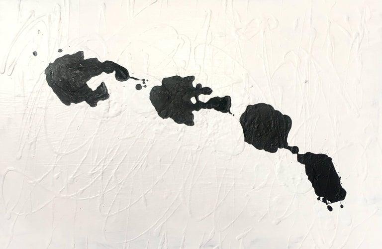 Morel Orta Abstract Painting - Islas