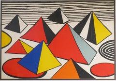 Alexander Calder - Pyramids