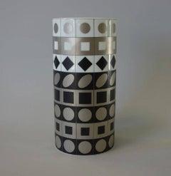 Rosenthal Vase y Vasarely