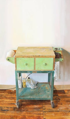Painting Cart