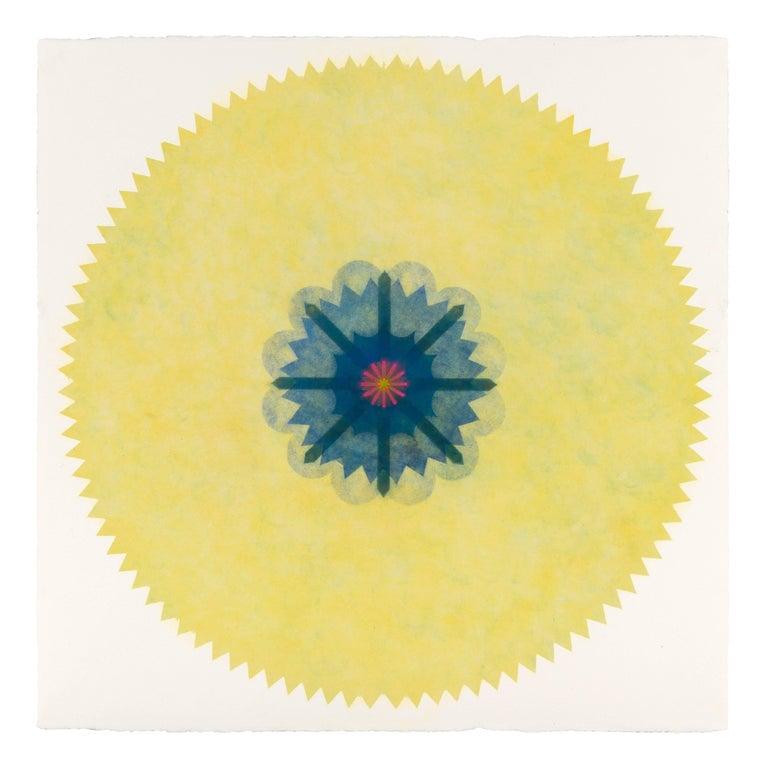 Pop Flower 35 - Art by Mary Judge