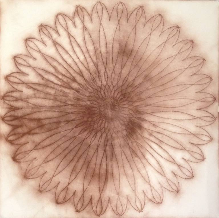 Mary Judge Abstract Drawing - Untitled B