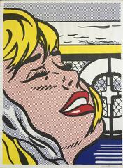 Roy Lichtenstein - Shipboard Girl (Corlett II.6)